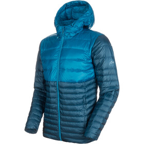 Mammut Convey IN Hooded Jacket Herren wing teal-sapphire